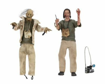 TEXAS CHAINSAW MASSACRE: NUBBINS SAWYER SET Action Figure 8″ NECA