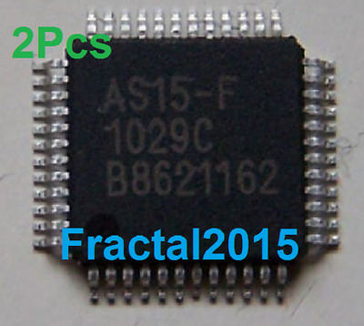 2X AS15-F / AS15F E-CMOS, Integrated Circuit IC