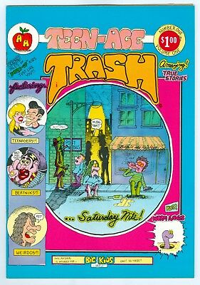 Teenage Trash #1