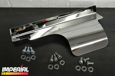 C20Let Stainless Manifold Heat Shield - Imperial Performance