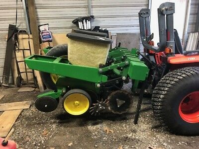 John Deere 7000 Two Row No Till Planter 2 550 00 Picclick