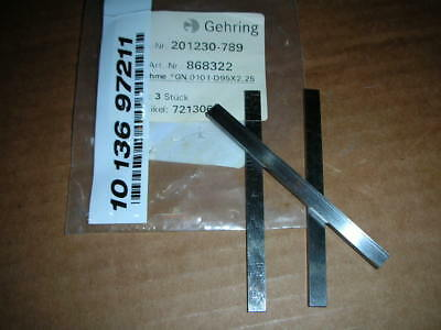 Gehring Honing 721306 Carrier Guide 201230-789 868322 GN-101-D95X2.25 3 Pcs New!