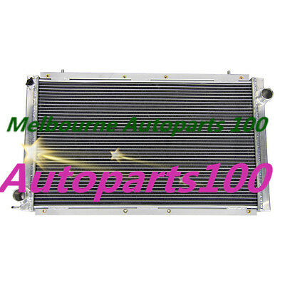 Aluminum Radiateur radiator for SUBARU IMPREZA WRX GC8 STI 2.0L 1992-2000 Manual