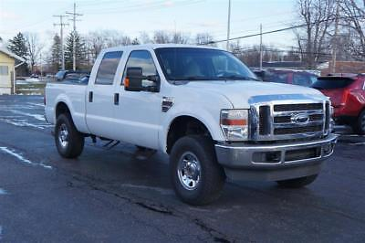 F-250 Xlt 4Wd Diesel 6 Seats Tow Pkg Parking Assist 2008 Ford Super Duty F-250 Srw Xlt 4Wd Diesel 6 Seats Tow Pkg Parking Assist 91,