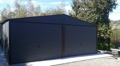 Beautiful Stell Garage Single Double Triple £157 PER M2 Best Prices In UK Read  Description