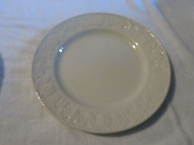 Barratts Lincoln Embossed Fruits 1 X 10 Inch Dinner Plate ( Bhs Lincoln)