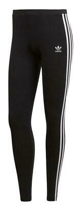 Adidas 3 Str Tight Leggins Donna Nero