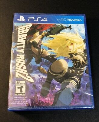 Gravity Rush 2 (PS4) NEW