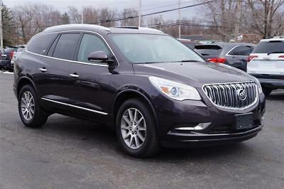 Enclave Leather AWD DVD PANORAMA ROOF NAVIGATION WARRANTY 2015 BUICK ENCLAVE Leather AWD DVD PANORAMA ROOF NAVIGATION WARRANTY 41,993 Mile