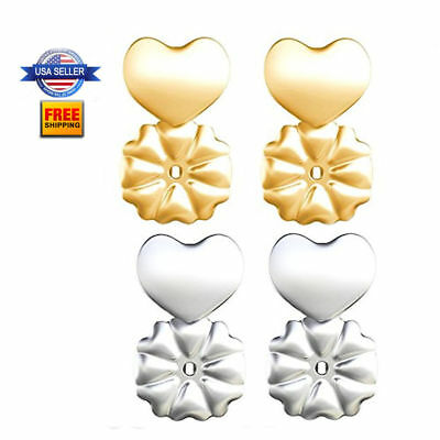 Magic Earring Backs Lifters Firmly Supports Lifts Fit Jewelry