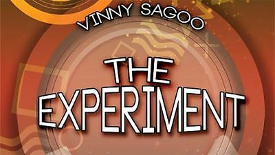 Magic | Card trick | The Experiment | Vinny Sagoo
