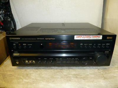Pioneer VSX-D6065 Audio/Video Receiver With Remote,Manual,Aerial- Superb Sound.