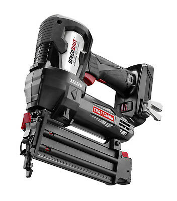 Craftsman 18 gauge C3 Cordless 19.2 volt  # 942980 Brad Nailer Tool Only