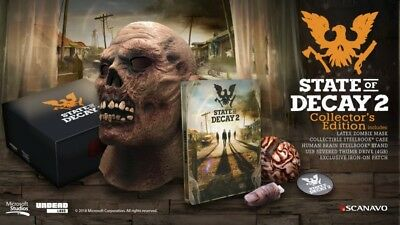State of Decay 2 | Collectors Edition | NUR 500 Stück | NEU & OVP | XBox ONE |