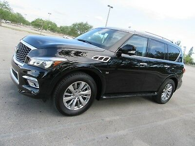 2016 Infiniti QX80 4 DOOR SPORT 2016 INFINITI QX80 2WD LOADED