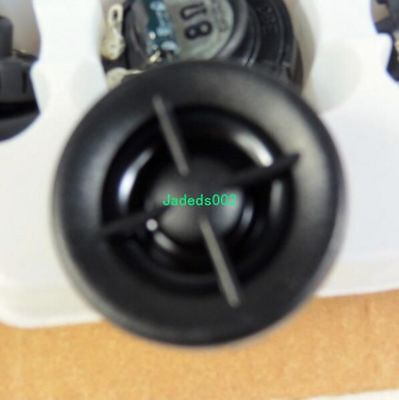 "2pcs 1""inch 35mm Car tweeter 8ohm 8Ω 20W Neodymium Speaker with capacitor"