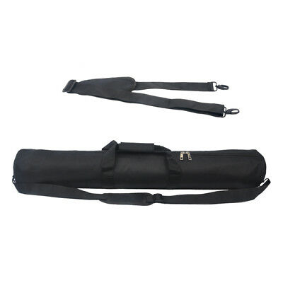 Black 55-100cm Padded Carrying Case Single Shoulder Bag for Light Stand Tripod