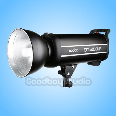 Godox QT-1200IIM 1200W 2.4G High Speed Flash 1/8000s Studio Strobe Light Lamp