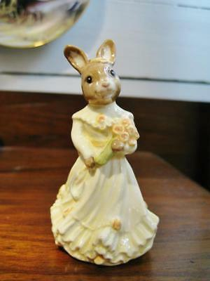 Vintage Royal Doulton Bunnykins Bridesmaid figurine.