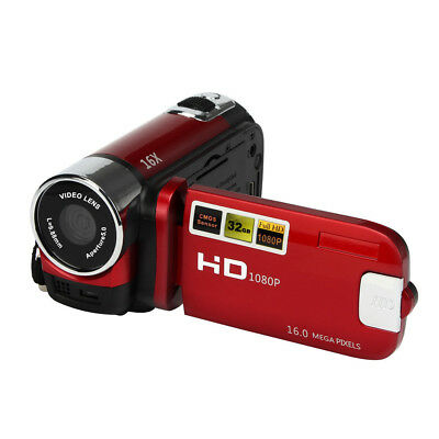 Full HD 1080P 16MP Digital Video Camcorder Camera DV HDMI 2.7'' Inch TFT LCD
