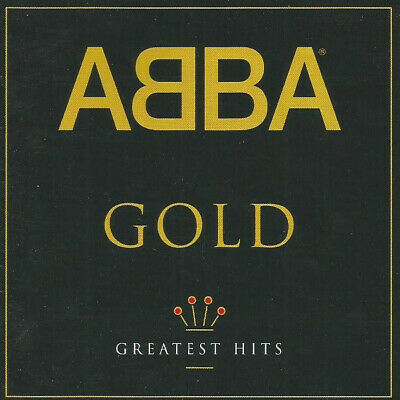 ABBA - GOLD - Best Of CD © 1992 (made in U.S.A.) Dancing Queen,Waterloo,Lay all