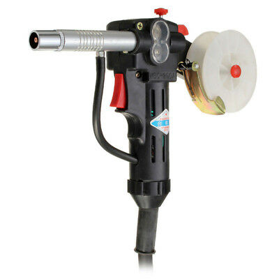 Cable Gun New Pull Welding Aluminum Spool Torch Nbc-200a 100cm Miller Feeder