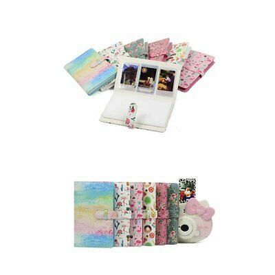 96 Pockets PU Instant Photo Album Picture Case For Fujifilm Instax Mini8/9/25 KU