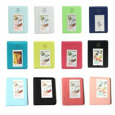 64 Pockets Mini Album Photo Case For Fujifilm Instax Mini8 25 50s 90 Polaroid KU