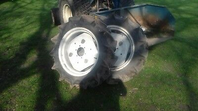 Compact Tractor Wheels & Tyres