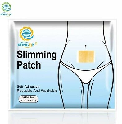One month supply (30) Slimming Slim Patch Fat Loss Burn Trim Flat Tummy UK