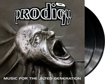 "The Prodigy ""music for the jilted generation"" Doppel-Vinyl LP NEU Album"