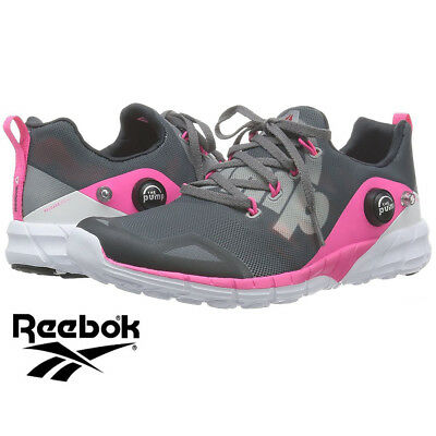 0ba5e83b5 Reebok ZPump Fusion 2.0 Womens Sports Running Shoes Trainers New ALL  SIZES