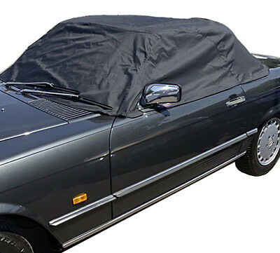 MERCEDES R107 (SL CLASS) SOFT TOP ROOF PROTECTOR - TAILORED - 1971 to 1989 (133)