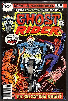 Ghost Rider #18 FN+