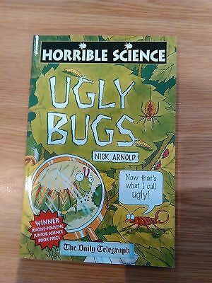 Ugly Bugs, Horrible Science, Nick Arnold, Excellent