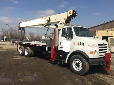 Terex BT4792 on a 2003 Sterling Runs and Operates Ready to go and priced to move
