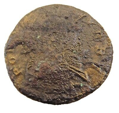 City Commemorative AE3. 330-335 AD. VRBS ROMA (bkp 3438-3442)