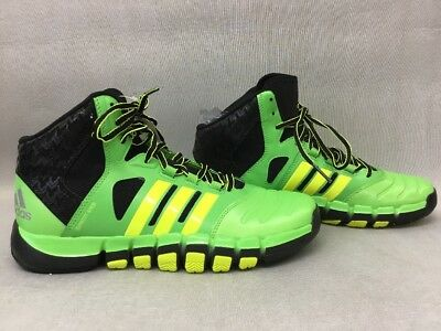 finest selection 2a066 340ee Adidas Adipure Crazy Ghost Mens G98892 GreenBlack Size US 9 BRF