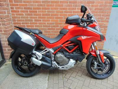 2016 (16) Ducati 1200 Multistrada Dvt - Panniers, Heated Grips, Centre Stand