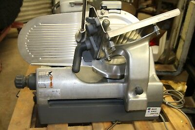 Hobart 2712 Automatic Slicer with Sharpener
