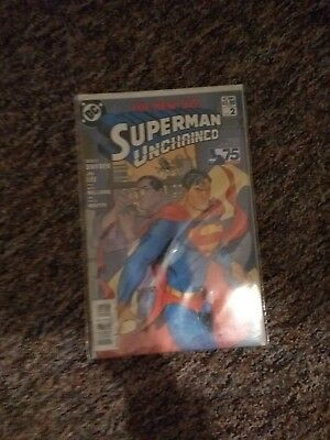 Superman Unchained Comic