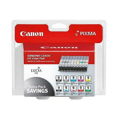 Canon Computer Systems 1033B005 Value Pack Ink Pro 9500