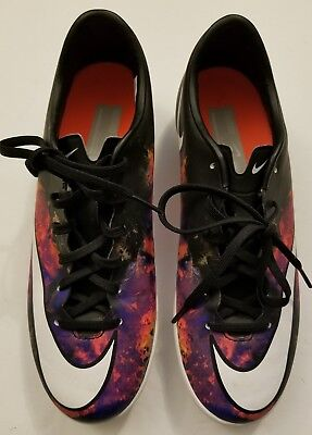605f9da9938 NIKE MERCURIAL VICTORY V CR7 Mens Indoor SOCCER SHOES SIZE 7.5 C. RONALDO  Turf