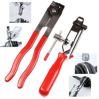 CV Joint Clamp Banding Tool Ear Type Boot Clamp Pliers Hardened steel Hand Tool