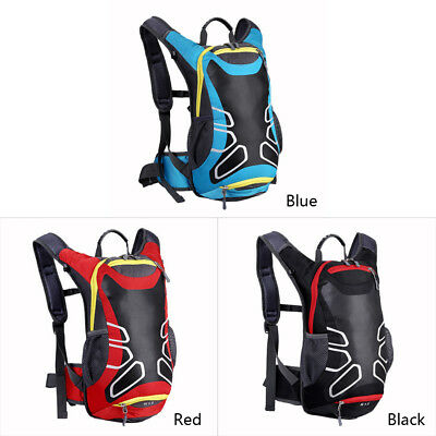 New Motorcycle Cycle Riding Backpack 15L MTB Outdoor Breathable Riding Cycling