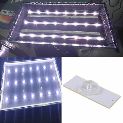50Pcs 3V SMD Lamp Beads with Optical Lens Fliter for 32-65 inch LED TV Repair