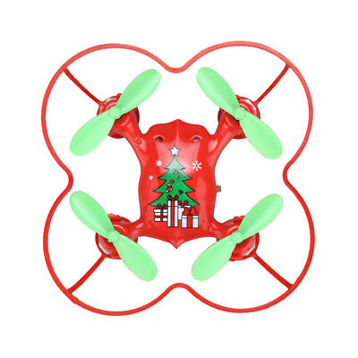 Virhuck Volar-360 2.4Ghz 6AXIS GYRO Mini RC Drone Quadcopter LED Headless Toy US
