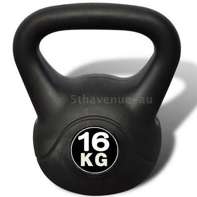 Kettle Bell Training Home Gym Strength Exercise Dumbbell Kettlebell 16KG Y6A0
