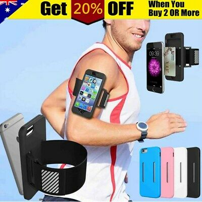 Sports Running Gym Strap Arm band Holders Arm Belt For Apple iPhone X 8 7 6 Plus