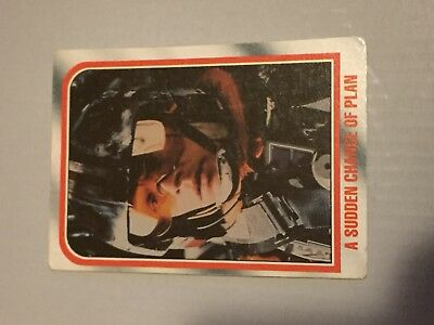 1980 VINTAGE SCANLENS - Star Wars Empire Strikes Back Trading Card Number 56